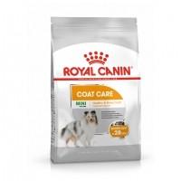 Croquettes pour chien - Royal Canin Mini Coat Care - Croquettes pour chien Mini Coat Care Adulte