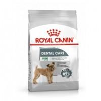 Croquettes pour chien - Royal Canin Mini Dental Care - Croquettes pour chien Mini Dental Care Adulte