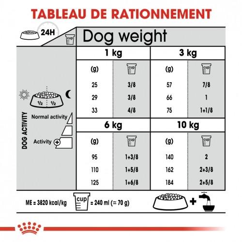 Alimentation pour chien - Royal Canin Mini Dental Care pour chiens