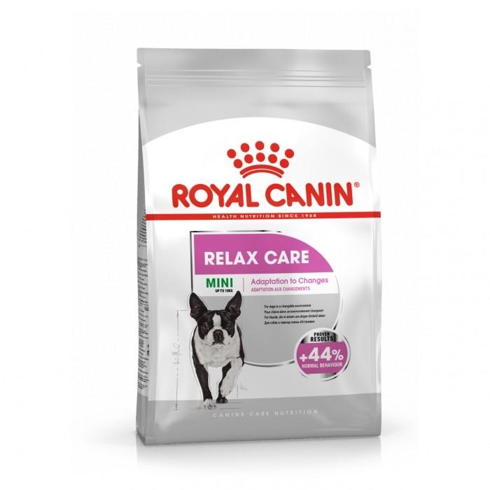 Alimentation pour chien - Royal Canin Mini Relax Care pour chiens