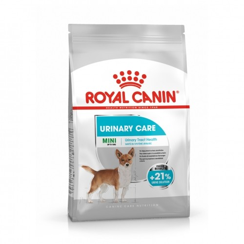 Alimentation pour chien - Royal Canin Mini Urinary Care pour chiens
