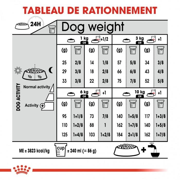 Alimentation pour chien - Royal Canin Mini Urinary Care - Croquettes pour chien pour chiens