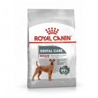 Croquettes pour chien - Royal Canin Medium Dental Care - Croquettes pour chien Medium Dental Care Adulte