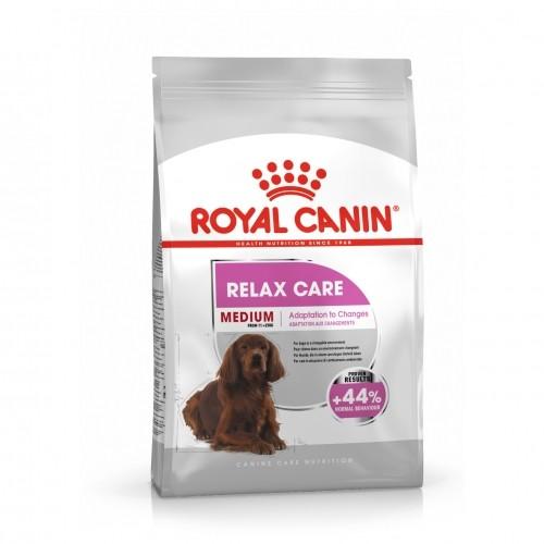 Alimentation pour chien - Royal Canin Medium Relax Care pour chiens