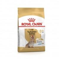 Croquettes pour chien - Royal Canin Yorkshire Terrier Adult 8+ Yorkshire Terrier Adulte 8+