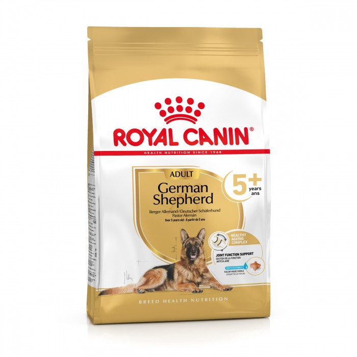 Royal Canin Berger Allemand Adult 5+ (German Sheperd) - Croquettes pour chien-Berger Allemand Adulte 5+
