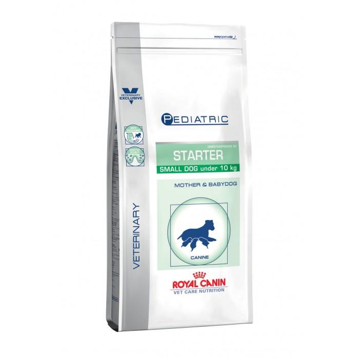 Alimentation pour chien - Royal Canin Vet Care Starter Small Dog pour chiens