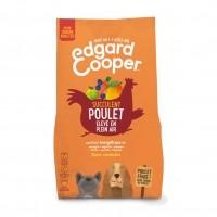 Croquettes pour chien - Edgard & Cooper croquettes succulent poulet pour chien Adulte - Poulet frais - Sans céréales