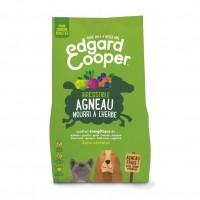 Croquettes pour chien - Edgard & Cooper, Irrésistible agneau nourri à l'herbe pour chien Adulte - Agneau frais - Sans céréales