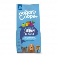 Croquettes pour chien - Edgard & Cooper, Alléchant saumon norvégien pour chien Adulte - Saumon norvégien frais - sans céréales