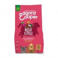 Croquettes pour chien - Edgard & Cooper Bio, Merveilleux bœuf et poulet pour chien Adulte - BIO Boeuf et Poulet élevé en liberté