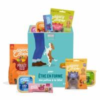 Croquettes, pâtées et friandises pour chien - Edgard & Cooper, Pack vacances pour chien Pack Vacances avec boîte hermétique