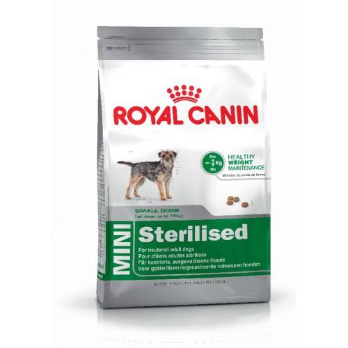 royal canin size nutrition croquettes pour chien mini. Black Bedroom Furniture Sets. Home Design Ideas