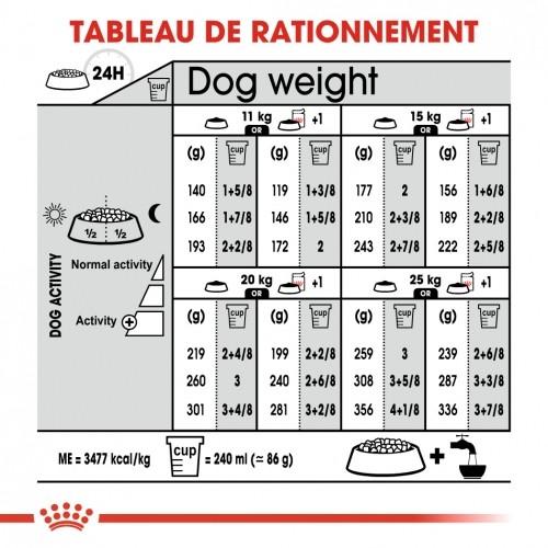 Alimentation pour chien - Royal Canin Medium Sterilised - Croquettes pour chien pour chiens