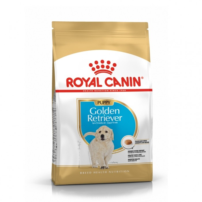 Royal Canin Golden Retriever Puppy-Golden Retriever junior