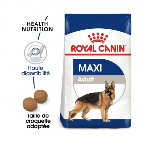 Alimentation pour chien - Royal Canin Maxi Adult pour chiens