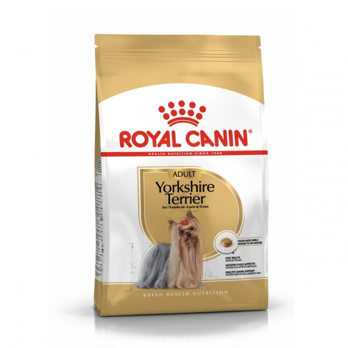 Royal Canin Yorkshire Terrier Adult - Croquettes pour chien-Yorkshire Terrier Adulte