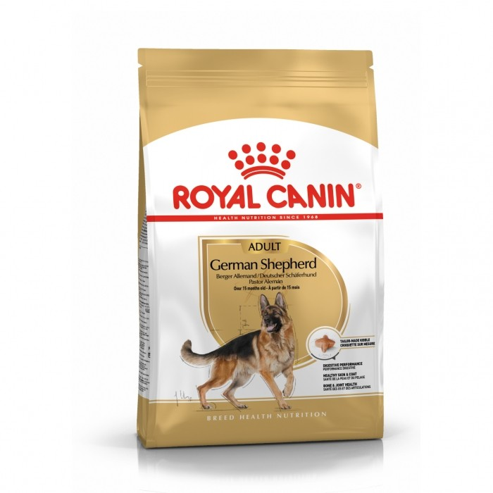 Royal Canin Berger Allemand Adult (German Shepherd)-Berger Allemand Adulte (German Shepherd)