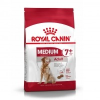 Croquettes pour chien - Royal Canin Medium Adult 7+ Medium Adult 7+