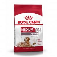 Croquettes pour chien - Royal Canin Medium Ageing 10+ Medium Ageing 10+