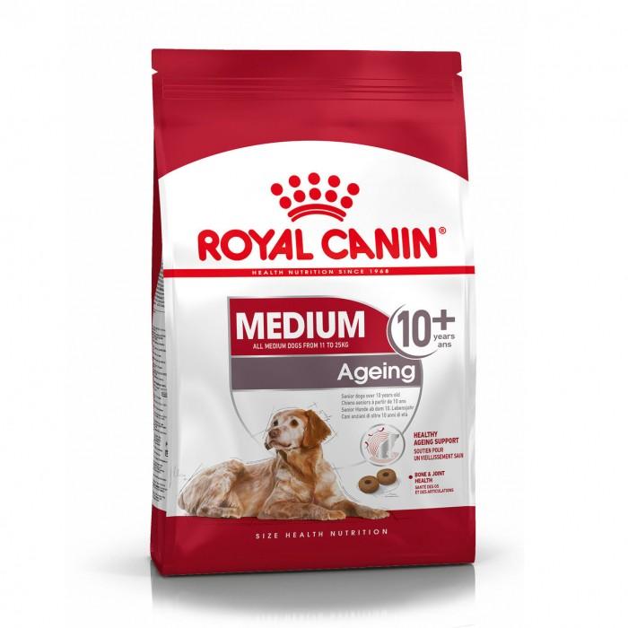 Alimentation pour chien - Royal Canin Medium Ageing 10+ pour chiens