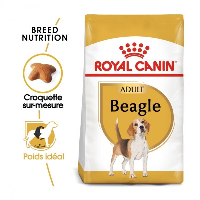 Alimentation pour chien - Royal Canin Beagle Adult pour chiens