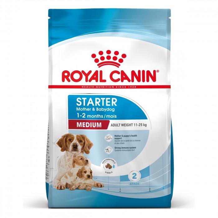 Alimentation pour chien - Royal Canin Medium Starter pour chiens