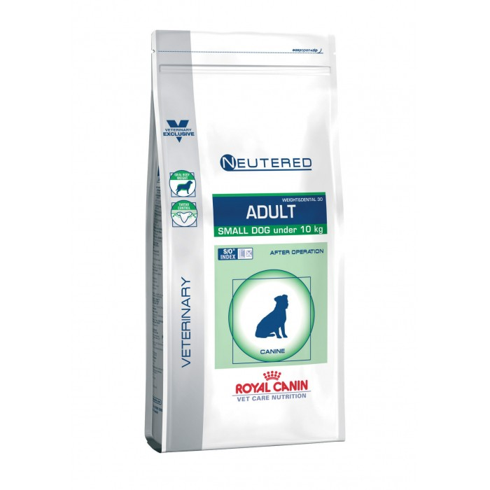 Royal Canin Vet Care Neutered Adult Small Dog-Neutered Adult Small Dog