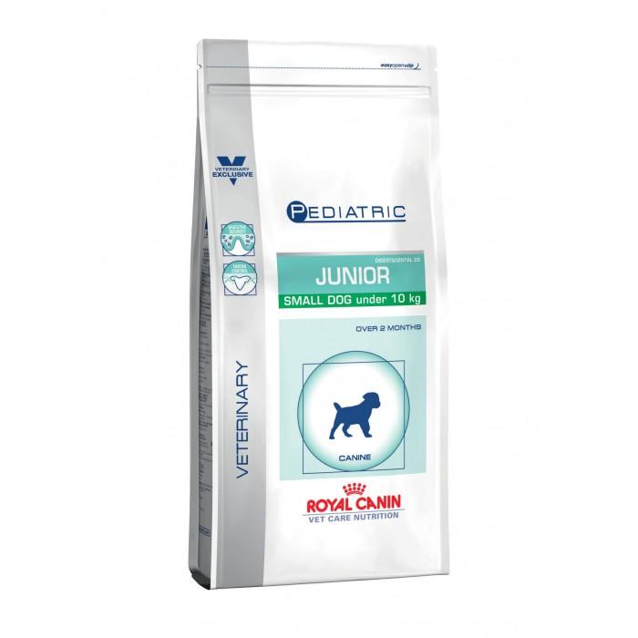 Alimentation pour chien - Royal Canin Vet Care Junior Small Dog pour chiens