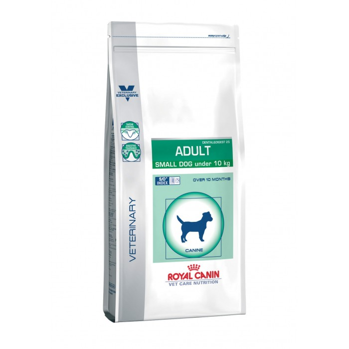 Alimentation pour chien - Royal Canin Vet Care Adult Small Dog pour chiens
