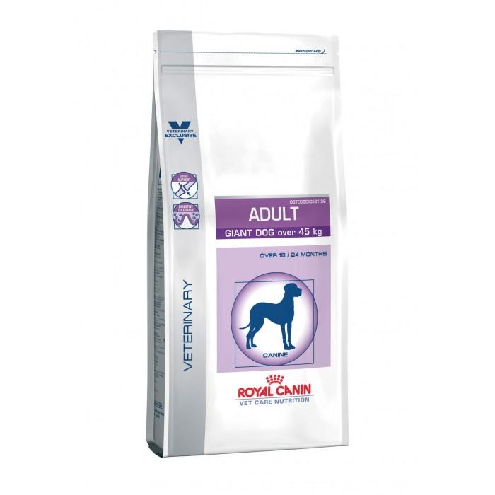 Alimentation pour chien - Royal Canin Vet Care Adult Giant Dog pour chiens