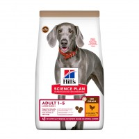 Croquettes pour grand chien de 1 à 5 ans - Hill's Science Plan No Grain Large Adult No Grain Adult Large