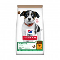 Croquettes pour chiot - Hill's Science Plan No Grain Small & Medium Puppy No Grain Small & Medium Puppy