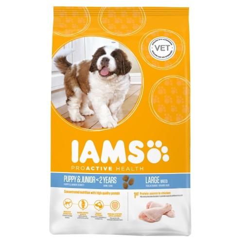 Chiot - IAMS pour chiens