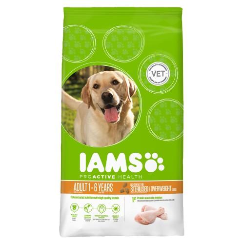 Croquettes pour chien - IAMS Adult Light
