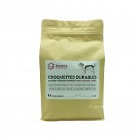 Croquettes pour chien - INVERS Croquettes durables aux insectes - Adulte Petit Chien Croquettes durables aux insectes - Adulte Petit Chien