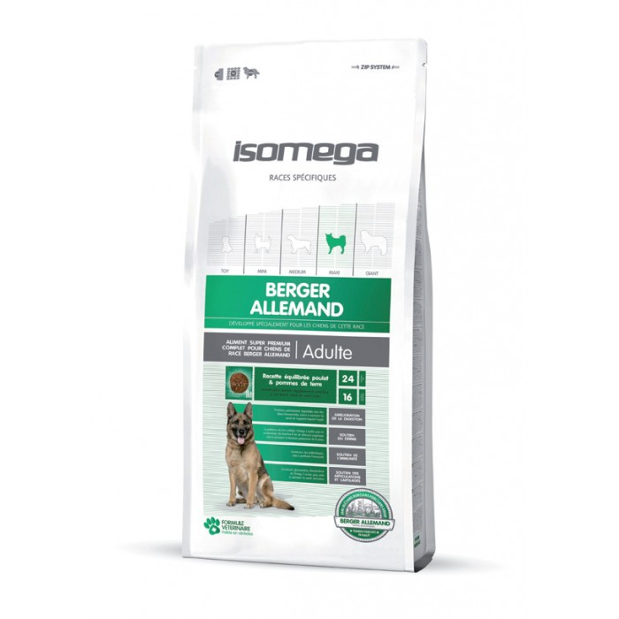 ISOMEGA - Croquettes pour chien - Berger Allemand / wanimo