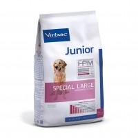 Croquettes pour chien - VIRBAC VETERINARY HPM Physiologique Junior Special Large