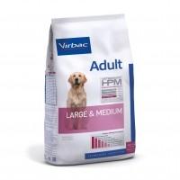 Croquettes pour chien - VIRBAC VETERINARY HPM Physiologique Adult Medium & Large Adult Medium & Large