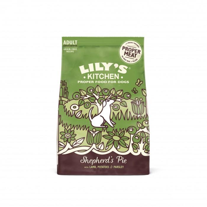 Alimentation pour chien - Lily's Kitchen Adulte Sans Céréales - Agneau pour chiens