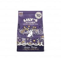 Croquettes pour chien - Lily's Kitchen Senior - Saumon et Truite Senior - Saumon et Truite