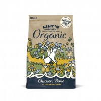 Croquettes pour chien - Lily's Kitchen Organic Chicken & Vegetable
