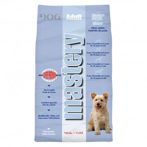 Alimentation pour chien - MASTERY pour chiens
