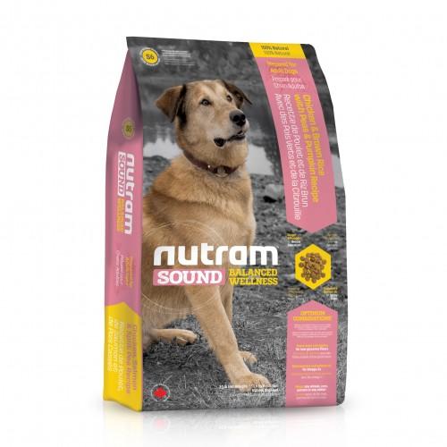 Alimentation pour chien - S6 NUTRAM SOUND pour chiens