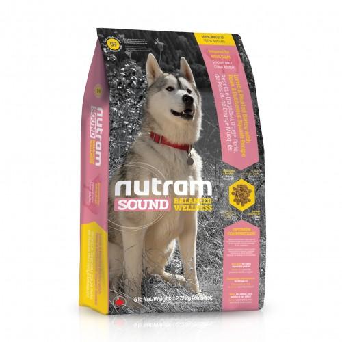 Alimentation pour chien - S9 NUTRAM SOUND pour chiens