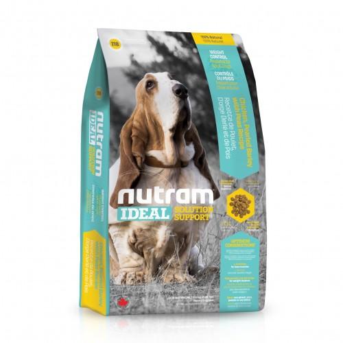 Alimentation pour chien - I18 NUTRAM IDEAL  pour chiens