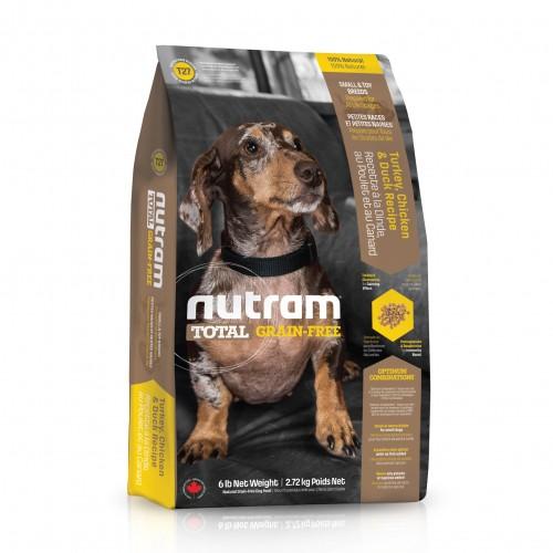 Alimentation pour chien - T27 NUTRAM TOTAL pour chiens