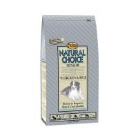 Croquettes pour chiens - NUTRO Natural Choice Senior - Poulet et Riz