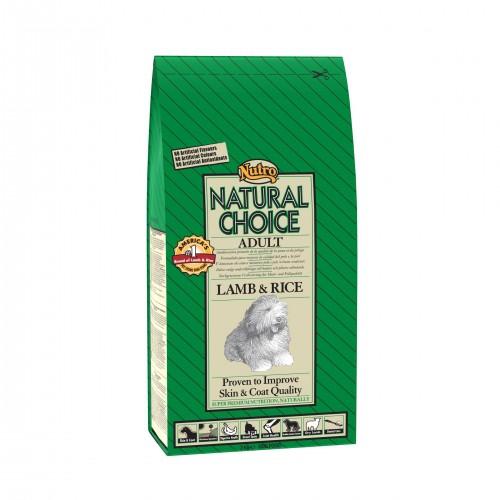 Alimentation pour chien - NUTRO Natural Choice pour chiens