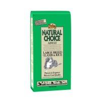 Croquettes pour chiens - NUTRO Natural Choice Adulte pour grands chiens - Agneau et Riz